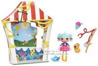 anchor toys - New Original Mini Lalaloopsy Dolls Marina Anchors Kids Toys For Girls Gifts