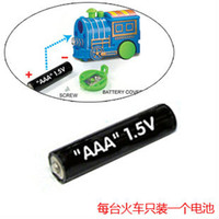 battery toy train - DIY track blocks city Traffic assembled puzzle toy Tomas set electric rail train toy boys amp girls Child day gift