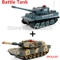 big battle tanks - RC Tank Toy Panzer Remote Control Model Of Spy Armies Juguetes Battle Tanks Toys For Children Baby Boy Gift
