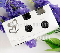 Wholesale Disposable Wedding camera wedding gifts wedding accessories wedding supplies travel products Promotional gift