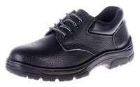steel toe cap - fashion unisex black safety shoes outdoor prevent slippery boots anti hit puncture proof steel toe cap work shoes