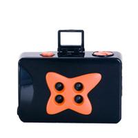Wholesale Disderi Dart Style mm LOMO Film Camera Lens Frame Story Action Toy Camera Multi color