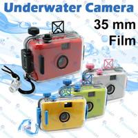 Wholesale Lomo mm Film Single Lens Waterproof Camera m Under Water Diving Sport