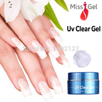 best choice promotions - 2015 New Amazing Promotion Uv Clear Gel of nail art design products supply best choice Clear Transparent