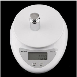 Wholesale Portable Digital Scale Kg g Electronic Kitchen Good Helper Electronic Weight Scale Kg g battery included fast shipment