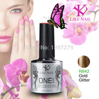 application selling - 8ml oz pc soak off One Step gel polish easy application hot selling in Russia color optional in gel polish