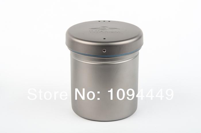 mysolo c1 titanium watertight kettle coffee tea pot camping water bottle lunch box canteen. Black Bedroom Furniture Sets. Home Design Ideas