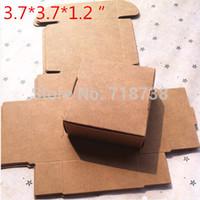 apparel displays - CM DIY Scrapbooking Paper Kraft Gift Boxes Wedding Candy Decoration packaging Box