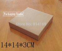 Wholesale Brown Drawer Box for Tea Craft Gift Packaging kraft Paper Box Custom Retail Boxes