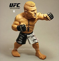 baby mma - Animation Garage Kid Baby Toys Action Figure PVC Dolls Freedom MMA UFC Boxer Model Decoration Brand of Zuffa Excellent Gifts