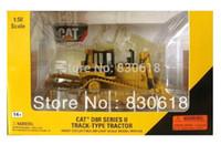 Wholesale Norscot scale diecast Caterpillar CAT D8R Tractor metal model toy