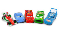 Wholesale 5Pcs Set Cars Pixar Diecast Models Vehicles Kids Toys Car Toys For Children The King Mcque HTB Sally Francesco