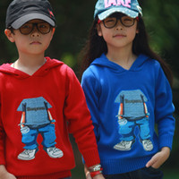 baby doll sweaters - 2015 child sweater cotton sweater doll casual outerwear hot selling baby clothing jackets for boys