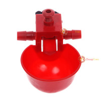 chicken feed - Lamaarasale Poultry Water Drinking Cups Chicken Hen Automatic Feed Fowl Drinker Bird High Quality