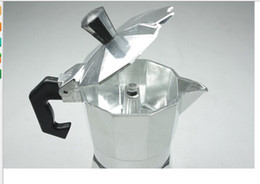 Wholesale Alfonso Bialetti Moka Espresso coffee maker stove coffee maker CUP