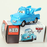 pick up truck - Pixar Cars Toys Limited Edition Blue Tow Mater Pick up Truck Diecast Metal Pixar Car Toy For Kids New In Box