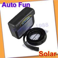 auto exhaust fan - auto solar fan car cooling control automobile exhaust fan ventilation fan