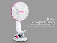 Wholesale Piece USB Portable Clip Fan Cool Summer Collection USB Fan cute MINI clip fan