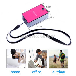 Wholesale retail Summer Mini Cooler Fan Portable Rechargeable USB Handheld Air Conditioner Fan