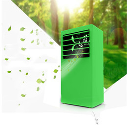 Wholesale Modern style Summer Portable Strong Wind Table Air Conditioner Air Conditioning Cooler Conditioner Fan Touch Control Colors