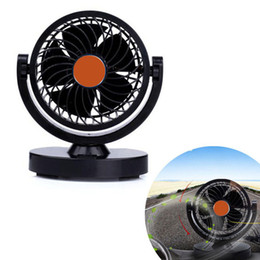 Wholesale V V Degree Adjustable Strong Wind Mini Electric Fan for Car Truck NVIE