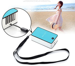 Wholesale New Fan Air Conditioner portable Hand held handheld USB Mini Cool Air Conditioning aire acondicionado Appliances rechargeable