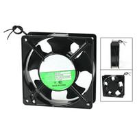 axial flow fan blade - x120x38mm Blades Metal Frame Axial Flow Cooling Fan AC V A W