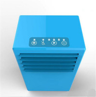 air conditioner spray - Touch Control Multifunction Mini Table Air Conditioner Cooling Spray Fan Color