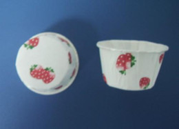 Wholesale 900pcs Baking Cups medium Round MUFFIN Paper Cake Cup Cake case with Strawberry cm cm cm