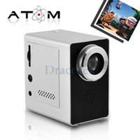 Wholesale The Atom MP210 Ultra Mini portable Projector up to inch display