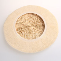 beige toilet seat - Beige Bathroom Warmer Washable Cloth Toilet Seat Cover Pads