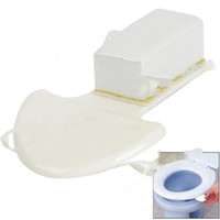 bathroom lifts - Sumble Bathroom Toilet Seat Cover Lifting Tool White