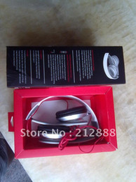 Wholesale Sounds Perfect Good Quality Headphone Retail Box Headset for Mp3 Compute Mobile Phone colors