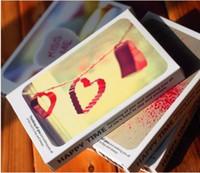 Tarjeta del amor del vintage tarjetas postales temáticas 36pcs / set Tarjeta Feliz Navidad / tarjeta de felicitación / weddding la vendimia del envío / regalo de la manera