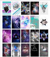 ¡Envío gratis! vendimia señal moda japonesa - Harajuku 60pcs postal / set tarjeta de Navidad / la tarjeta de felicitación del regalo / postal