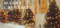 envío de la vendimia canciones Feliz Navidad en caja de tarjeta tarjetas postales 30pcs / set tarjeta de cumpleaños / tarjeta de felicitación / tarjeta de regalo de regalos / Moda