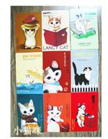 Wholesale Freeshipping vintage style postcard rhythm of life Birthday Card Greeting Card Gift Card Fashion Gift