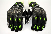 Leather Full Finger Men Wholesale-Motorcycle Gloves MOTO Racing gloves Knight Urban Riders Luvas Motocross Motorbike Gloves guantes ciclismo invierno