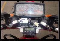 atv audio system - New V ATV Motorcycle Audio System FM Radio and Waterproof Speaker Set with MP3 CD Input Cable