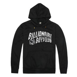 Wholesale New Billionaire boys club bbc Letter mens Skateboards Hooded pullover hiphop hoodies casual coat