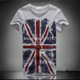 Wholesale New Summer bargain pricer Men Short Sleeve t shirt Plus Size Cotton men Summer tops amp tees t shirt designer