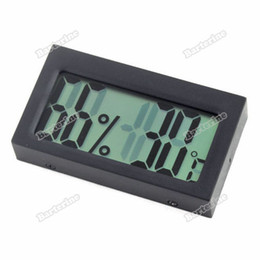 Wholesale smartgood great deal Digital LCD Indoor Humidity Thermometer Hygrometer newest price