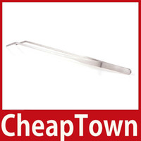 aquarium plant scissors - CheapTown CM Aquarium Live Plant Tank Curve Scissors Stainless Steel Tweezers Tool Save up to
