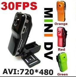 Wholesale Mini Chewing Gum DV DVR Spy Camera MD80 Hidden Sport Video Camera Camcorder GB Hight Definition x480 FPS Voice Recorder