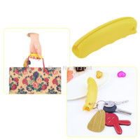Wholesale 1pc High Quality Silicone Shopping bag carrier grocery holder handle Home One Trip Grips
