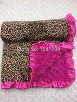 baby swirls - baby blanket hot pink swirl minky blanket leopard print extra soft minky blanket baby swaddle pram blanket