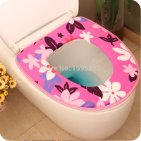 beautiful cold - A beautiful flower of love rural home in winter cold toilet seat toilet toilet pad