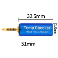 air checkers - Smart Temperature and Humity counter Hygrometer Air thermometer Temp and humity checker