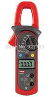 ac current capacitor - UNI T UT204A UT A Digital Clamp Meter Voltage AC DC Temperature Capacitor A Current Diode Auto Range Multimeter