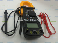 Wholesale clamp multimeter ampermeter digital DT F DT3266F Digital clamp meter with buzzer